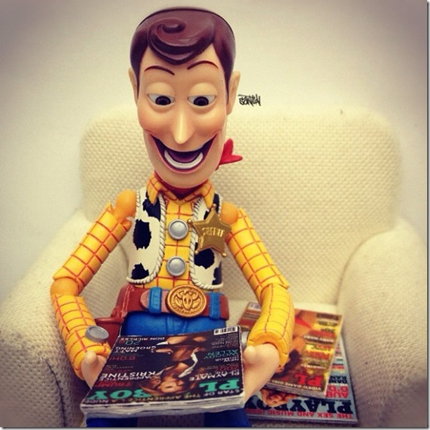 May 24 2012 at 612 612 in o instagram do woody toystory